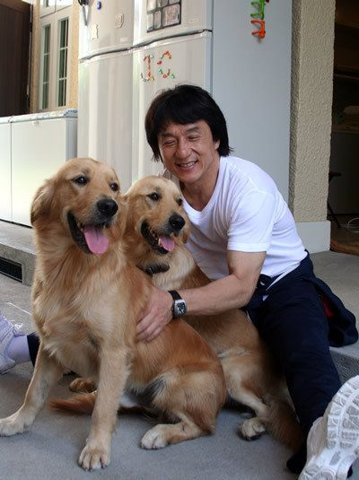 Jackie Chan- JJ and Jones