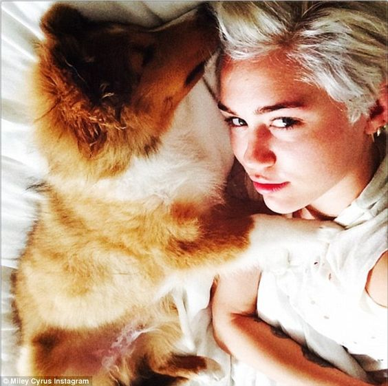 Miley Cyrus- Emu